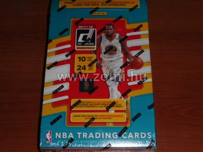 DONRUSS Basketball HOBBY DOBOZ 1.