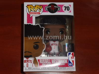 NBA Houston Rockets - Russell WESTBROOK Figura 10c 1.